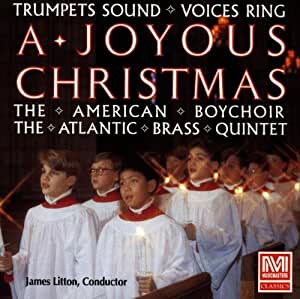 A Joyous Christmas (Trumpets Sound, Voices Ring)