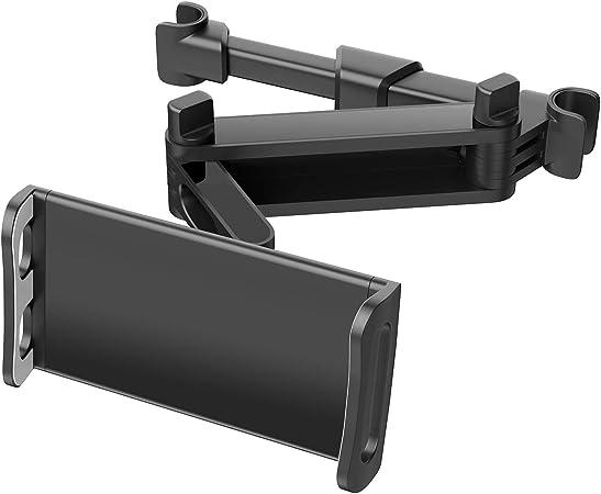 Zommuei Tablet Halterung Auto Universal Ausziehbare Kfz Elektronik