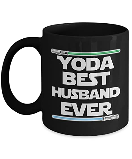Image Unavailable Not Available For Color Yoda Best Husband Birthday Gift Mug Nerd