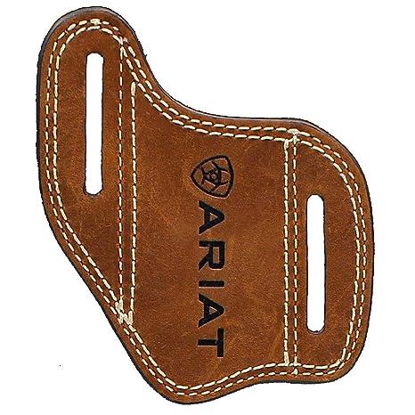 Amazon.com: Ariat - Funda de piel para cuchillo: Home ...