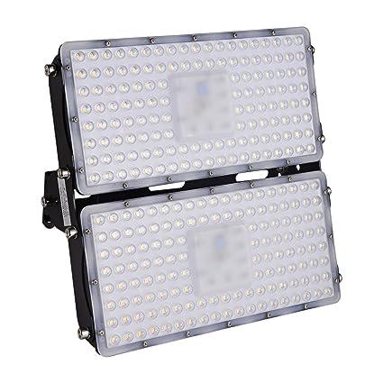 Viugreum Foco Módulo Super Brillante 200W,Focos LED Exterior Impermeable IP65,Reflector Lámpara para