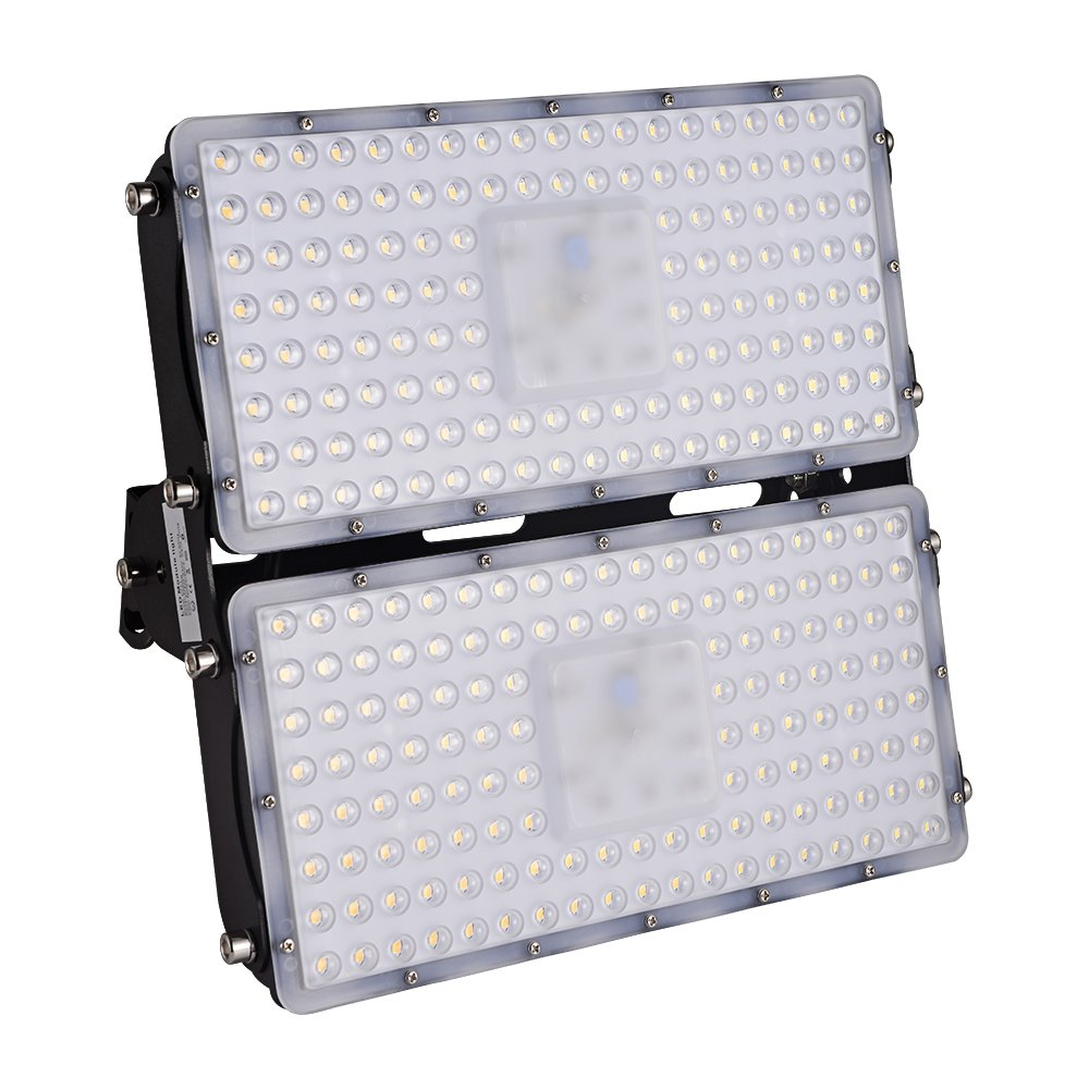 Viugreum 200W LED Flood Lights,Waterproof IP65 for outdoor, 18000LM Warm White(2800-3000K) Security Lights,Floodlight Landscape Spotlights Wall Lighting for Garage,Garden,Lawn,Yard (Ship from USA)