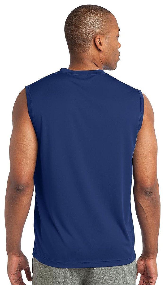 Sport-Tek Mens Comfort Side Pocket Performance Short/_Maroon/_Large