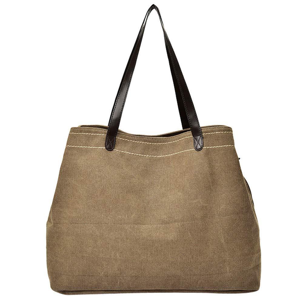 Zainafacai Women Fashion Bag Girl Outdoor Canvas