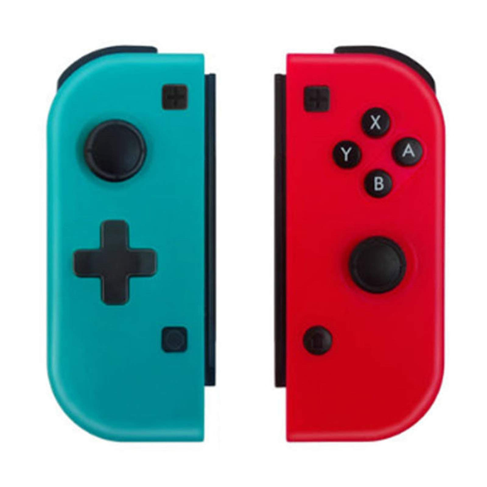 XBERSTAR Wireless Game Controller Left Right Gamepad Joystick for Nintendo Switch Console