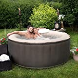 Cheap Therapurespa EST5868  4-Person Inflatable Portable Hot Tub with Storage Bag