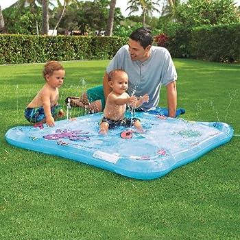 Amazon Com One Step Ahead Li L Squirt Baby Wading Pool
