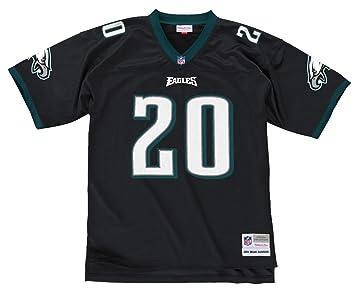 check out b2534 698ba Mitchell & Ness Brian Dawkins Philadelphia Eagles NFL Throwback Premier  Jersey