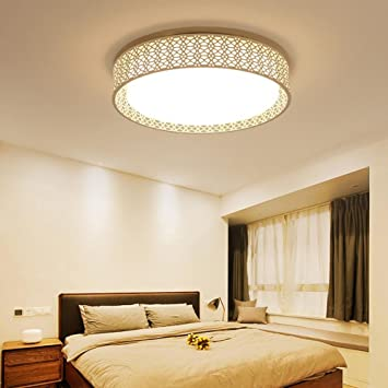 Chandelier Moderne Minimalistische Schlafzimmer Lampe Runde Stilvolle  Studie Balkon Lampe LED Deckenleuchte Home Wohnzimmer Lampe