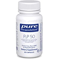 Pure Encapsulations - P5P 50 - Activated Vitamin B6 to Support Metabolism of Carbohydrates...
