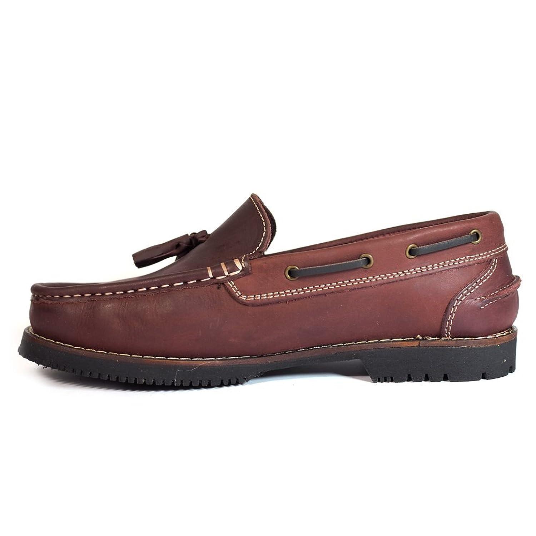 Zapatos Apache LA Valenciana Montijo Burdeos - Color - Burdeos, Talla - 31