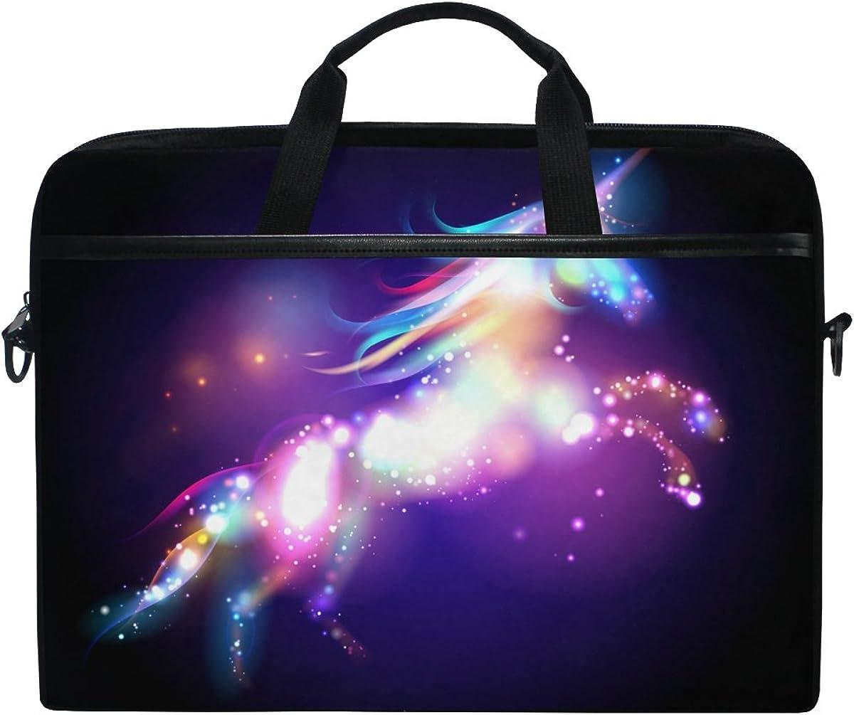 JSTEL Laptop Shoulder Messenger Bag Case Sleeve for 14 inch to 15 inch with adjustable Notebook Shoulder Strap