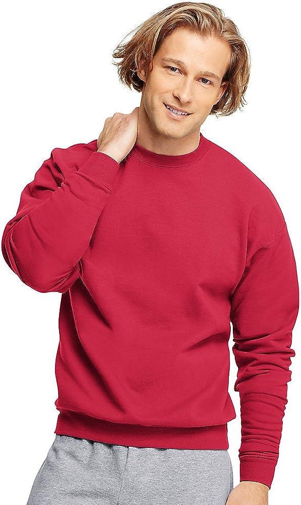 Hanes Unisex-Erwachsene Sweatshirt
