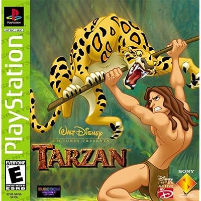 Tarzan for playstation