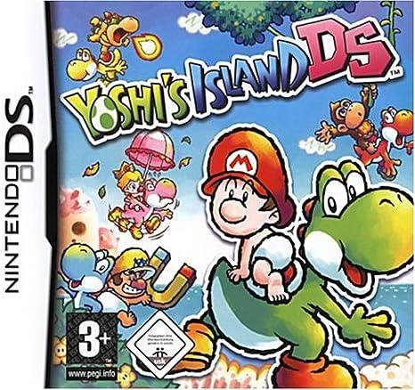 Nintendo Yoshis Island 2 DS - Juego: Amazon.es: Videojuegos