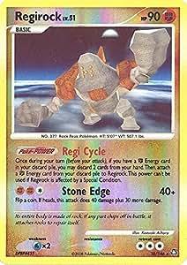 Pokemon - Regirock (38) - Legends Awakened - Reverse Holo