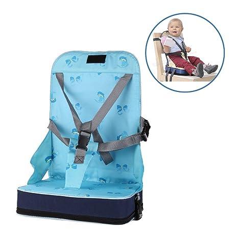 StillCool - Trona de viaje para niños, para adaptarse a sillas ...