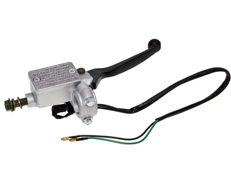 Bremspumpe Bremszylinder Rechts Komplett GY6 China 4-Takt Roller 10-169