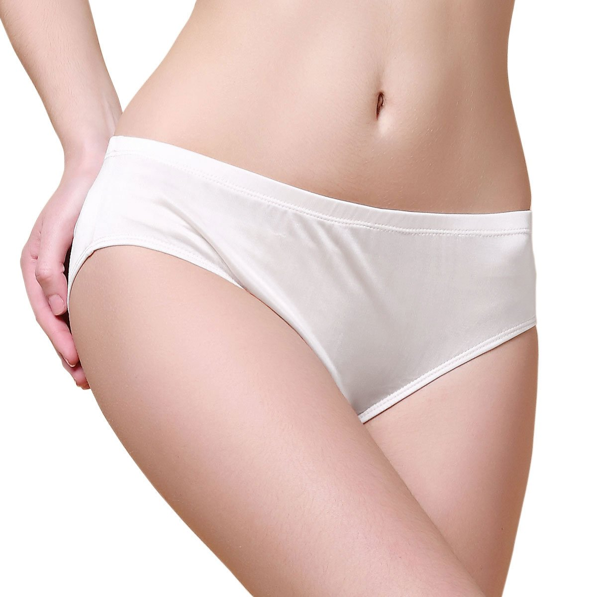 Paradise Silk Knitted Pure Silk Women Panties