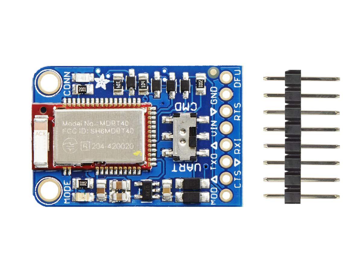 BLE Adafruit Bluefruit LE UART Friend Bluetooth Low Energy