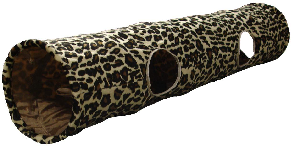 Flamingo T/únel para Gato de Leopardo