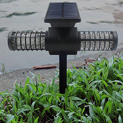 Porch Light Bug Zapper: From USA ★ Solar Mosquito Killer, Eonfine Outdoor Mosquito