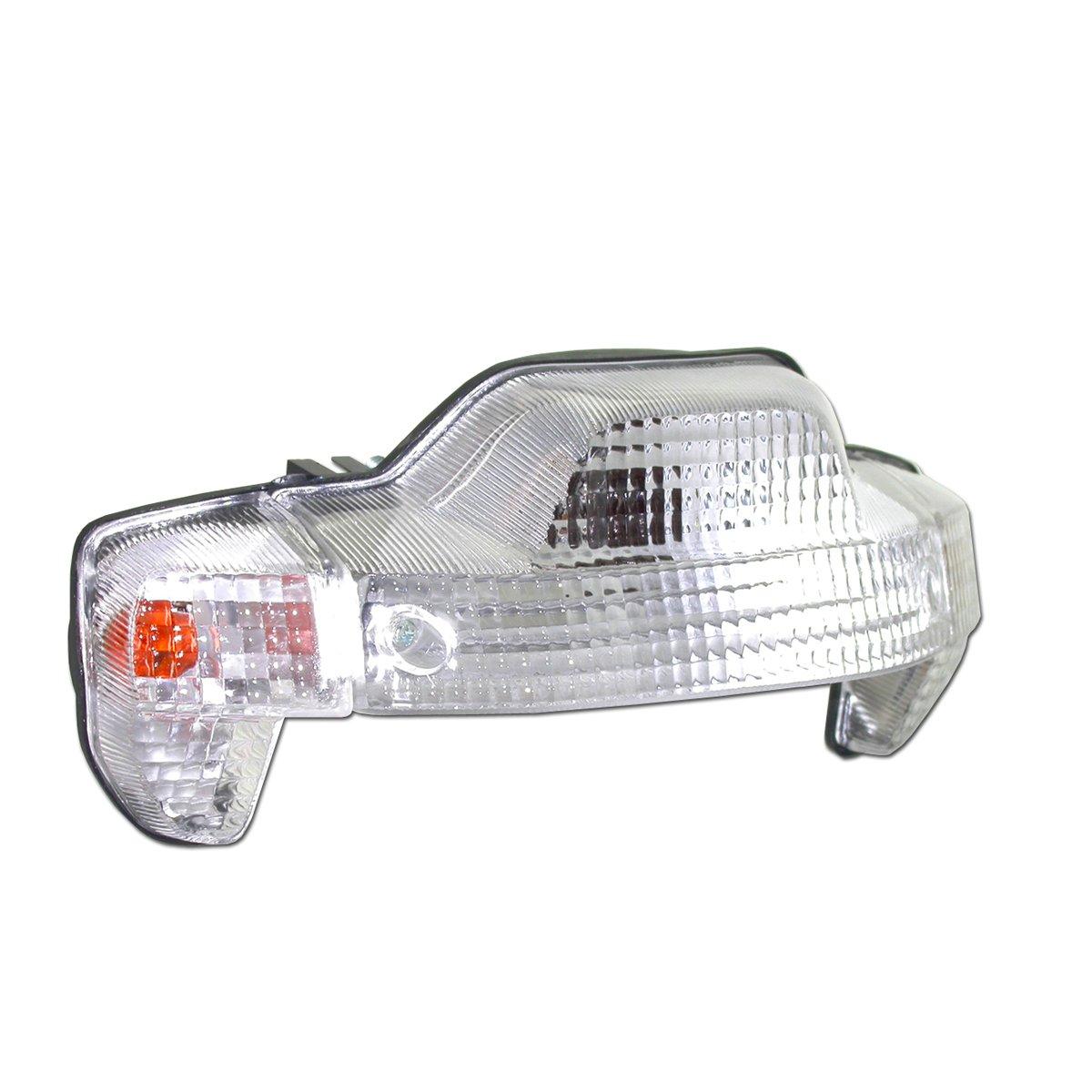 tnttu Booster Adattatore posteriore lampada, trasparente SACIM Distribution 204324