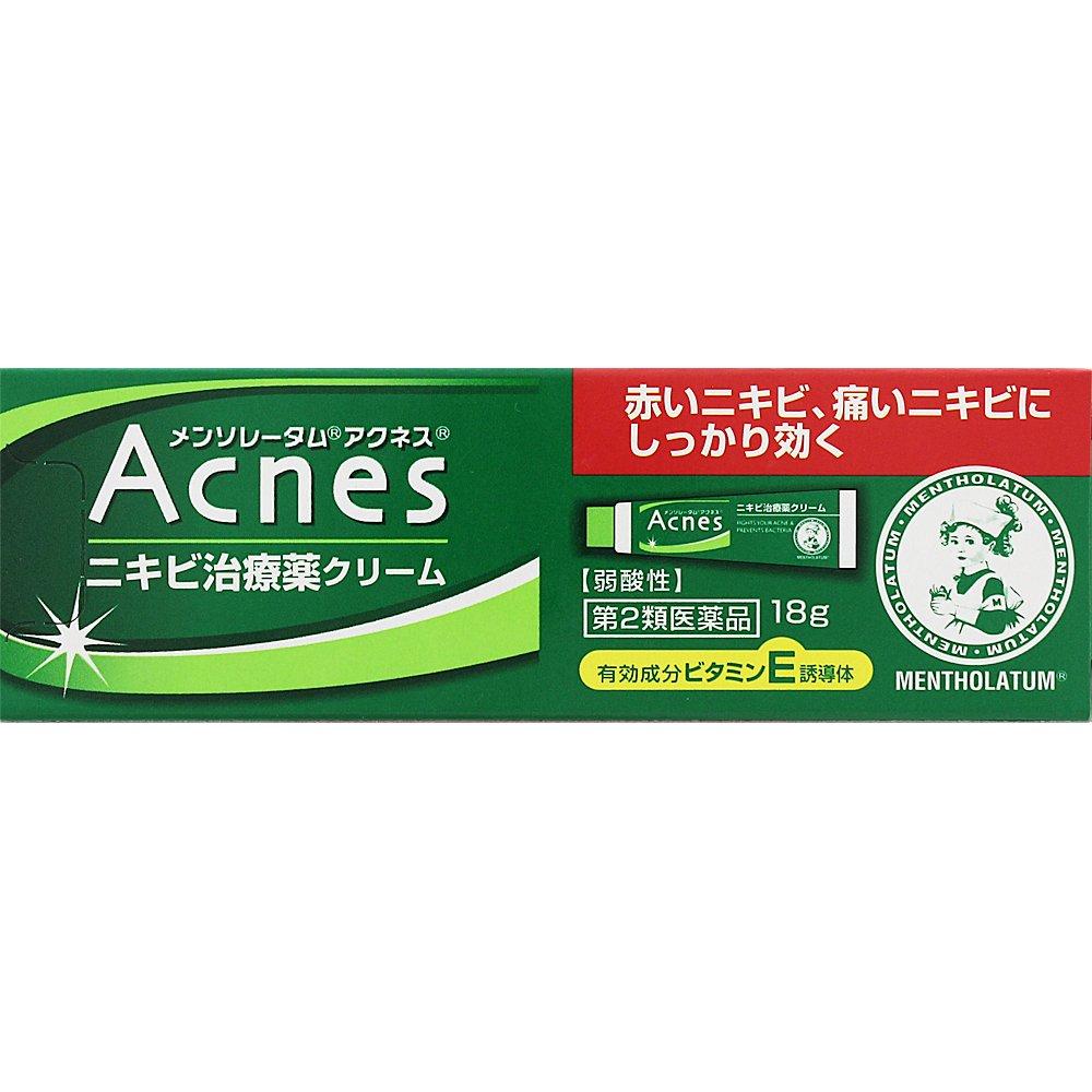 【ロート製薬】<第2類医薬品>メンソレータムアクネス ニキビ治療薬のサムネイル