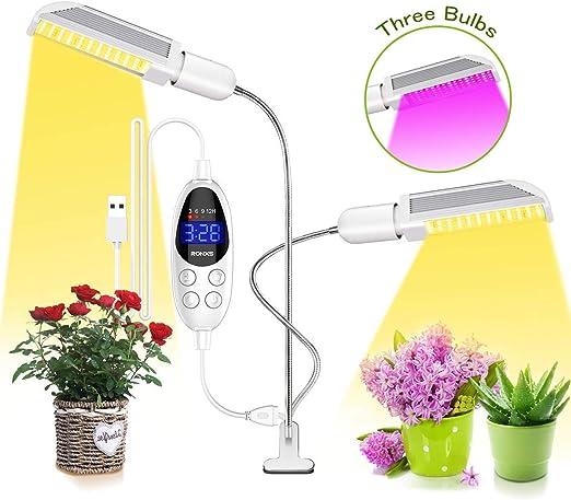 Plants LED Grow light Full range Indoor Plant lamp Tube Bulb Bar light GIFT