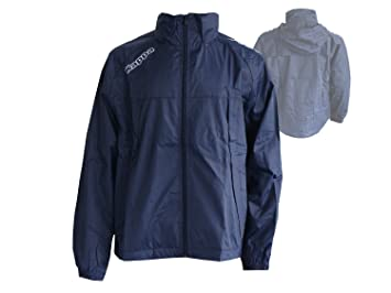 Kappa poco Jack Rain Jacket/lluvia chaqueta con capucha ...