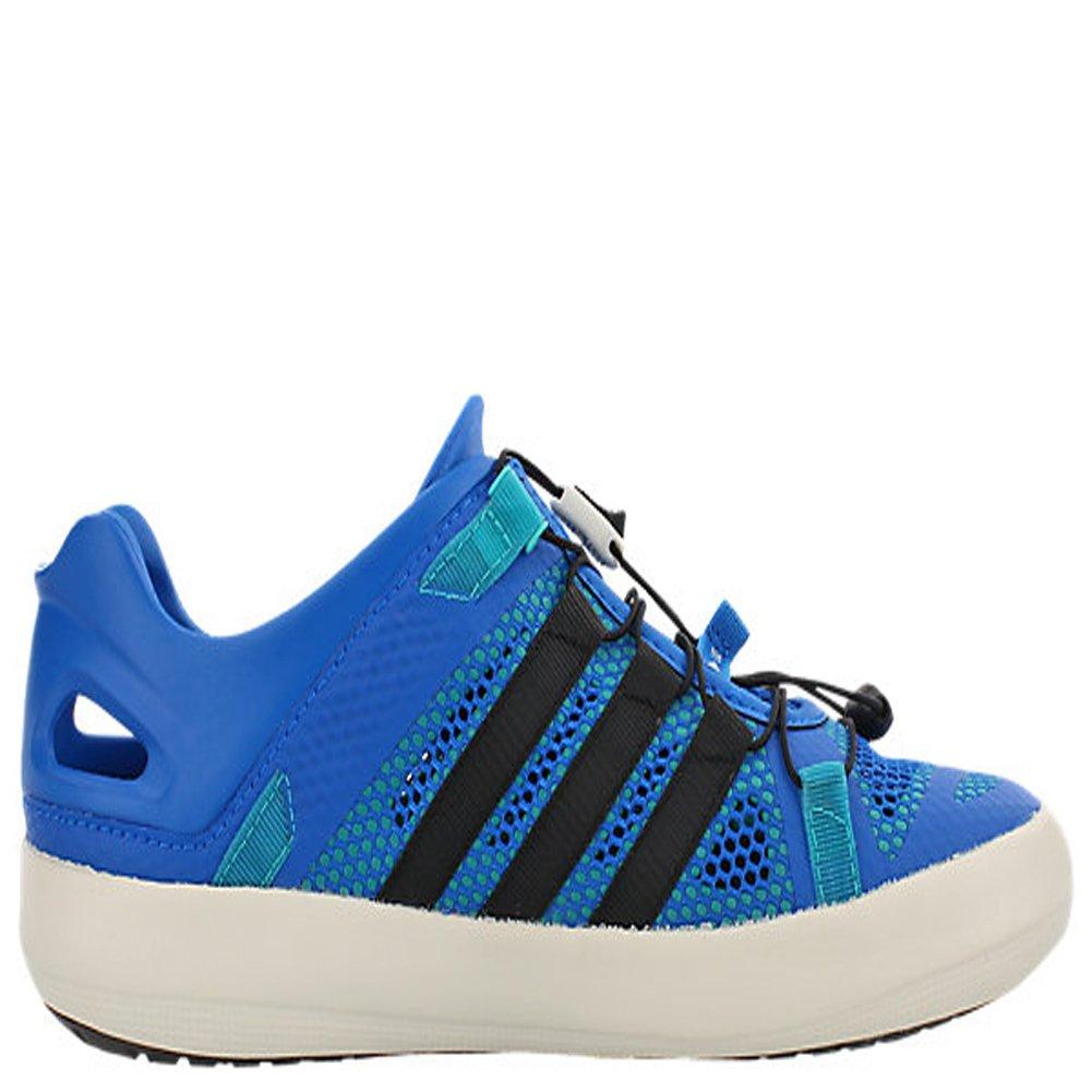 pretty nice 2847d e181b Galleon - Adidas Climacool Boat Breeze Shoe - Mens Shock Blue  Core Black   Shock Green 11