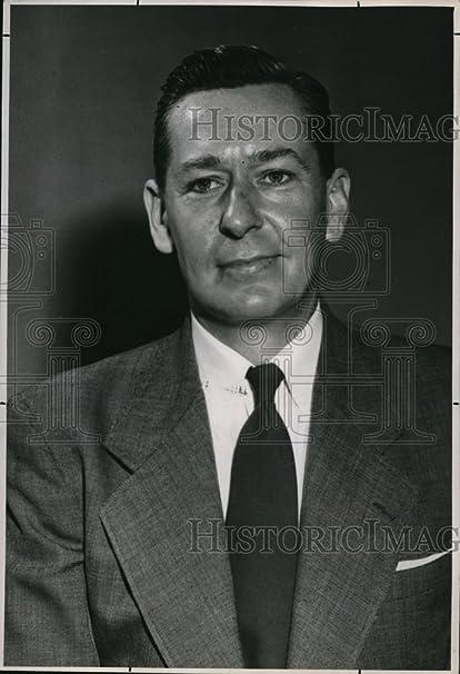 Amazon Com 1951 Press Photo Ernest Messer Ora60074 Photographs