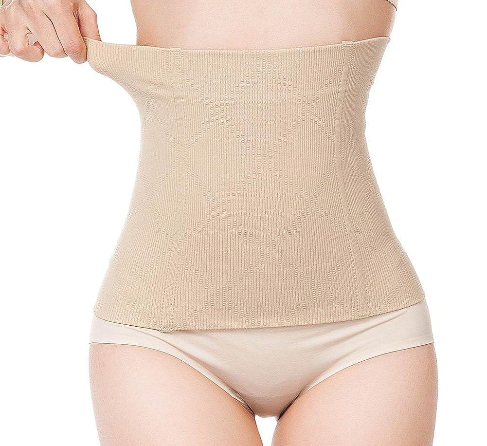 Waist Trainer Corset Tummy Control Weight Loss Shaper Fat Burner Workout Shapewear SLTY Y3D83-CN-FE1