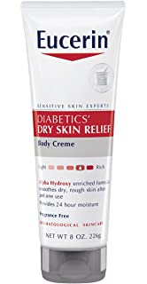 Amazon Com Eucerin Diabetics Dry Skin Relief Foot Creme 3