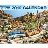 Model Railroader 2019 Calendar