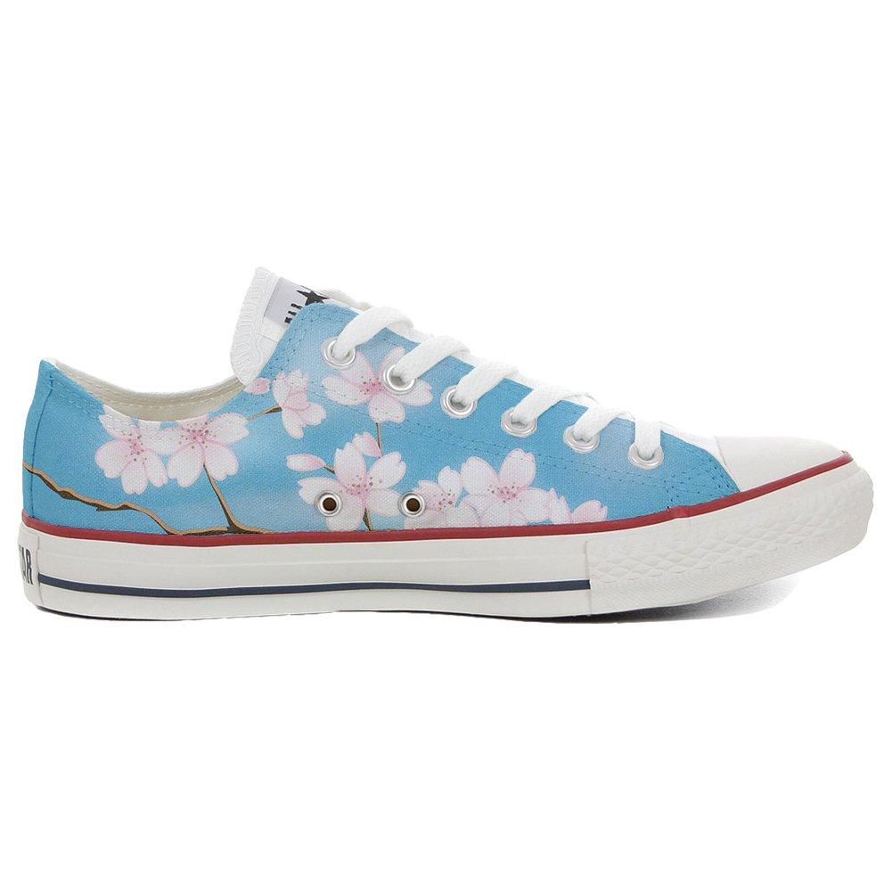 Converse All Star personalisierte Schuhe - - - Handmade schuhe - Peach c70ff2