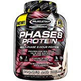 MuscleTech Phase8 Protein Powder, Sustained Release 8-Hour Protein Shake, Cookies and Cream, 4.6 Pounds (2.09kg)