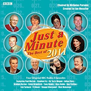 Just A Minute: The Best of 2011 Radio/TV