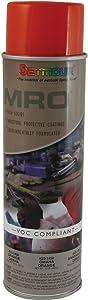 Seymour 620-1450 Industrial MRO High Solids Spray Paint, Omaha Orange