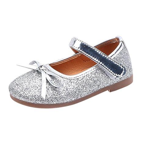 acd7d9af2c Amazon.com: Toponly Little Girls Princess Flat,Kids Children Girl ...