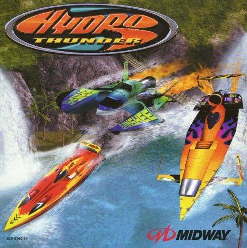 Hydro Thunder (UK)