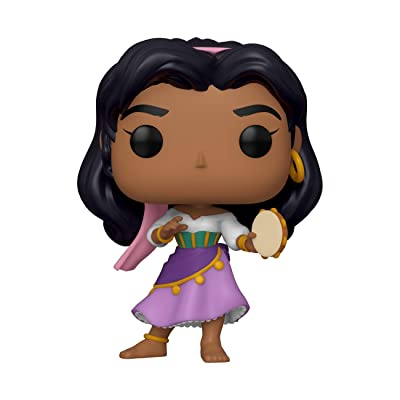 Funko Pop! Disney: Hunchback of Notre Dame - Esmeralda: Toys & Games