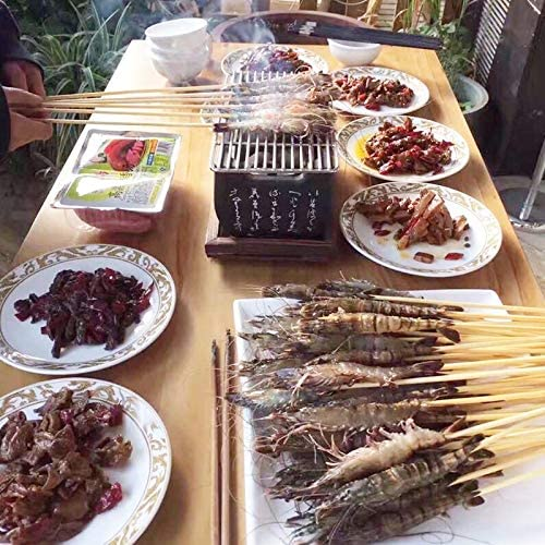 Barbacoa tradicional japonesa