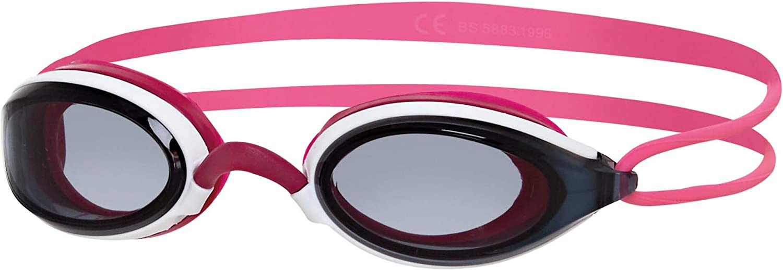 Zoggs Fusion Air Gafas de natación con protección antivaho y UV, Unisex Adulto