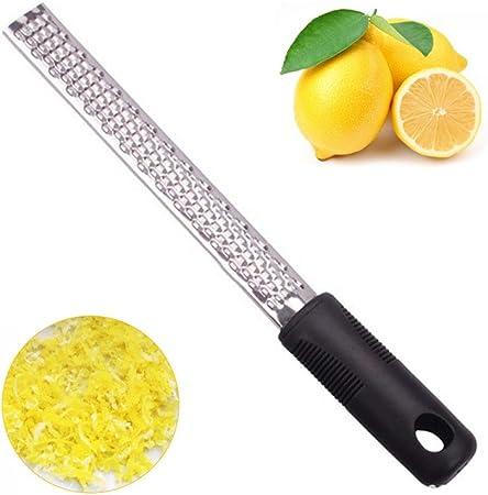 Dîner Inoxydable Citron Fromage Fruits Légumes Zesteur Rappe Éplucheur
