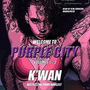 Purple City, Volumes 1-3 Audiobook