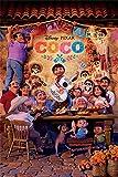 Coco - Disney/Pixar Movie Poster/Print (Regular Style A - The Family) (Size: 24'' x 36'')