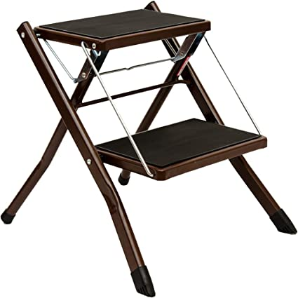 Groovy Amazon Com Step Stool Folding 3 Tier Ladder Chair Bench Gmtry Best Dining Table And Chair Ideas Images Gmtryco