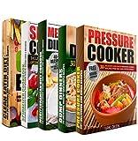 COOKBOOKS: Pressure Cooker, Dump Dinners, Mediterranean Diet, My...