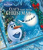 Disney Frozen Olafs Night Before Christmas Picture Book